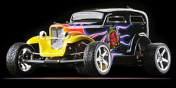 Ansmann Racing Hot Rod