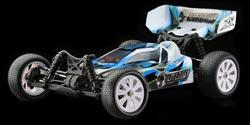 Ansmann Racing Blizzard 4WD BL