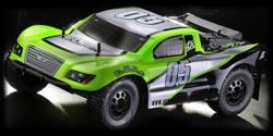 Ansmann Racing CORE 2WD