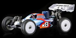 Ansmann Racing X8 Pro