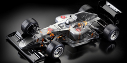 XRAY X1 2017 Formel 1
